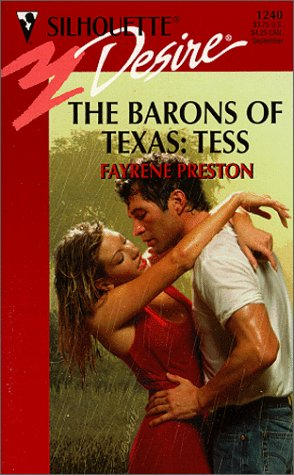 The Barons of Texas by Fayrene Preston