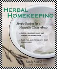 Herbal Homekeeping: Simple Recipes for a Naturally Clean Abode