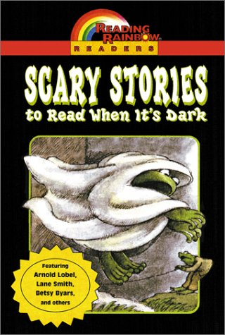 Scary Stories: To Read When It's Dark