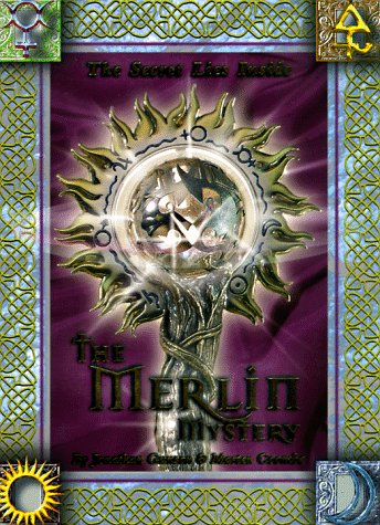 The Merlin Mystery by Jonathan Gunson