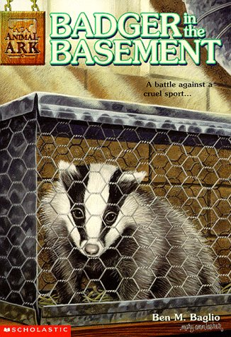 Badger in the Basement by Ben M. Baglio