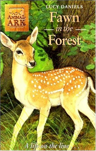 Fawn in the Forest by Ben M. Baglio