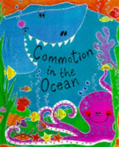 Commotion in the ocean picture books by giles andreae for Children s fish book