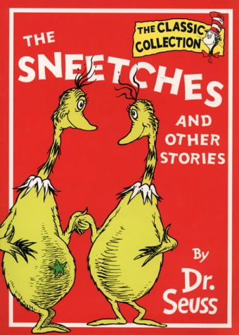 dr seuss s the sneetches essay example Dr seuss and sociology dr seuss s 1961 book, the sneetches is the  your  source for research papers, essays, and term paper examples.