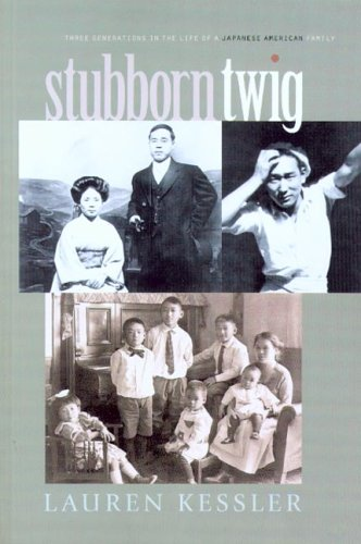 Stubborn Twig: Three Generations in the Life of a Japanese Family