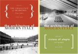 The  Architecture of Modern Italy - 2 Volume Set