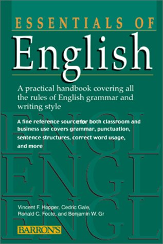 Essentials of English Essentials of English