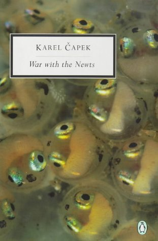 War with the Newts (20th Century Classics)