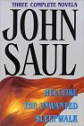 John Saul: Hellfire, The Unwanted, Sleepwalk