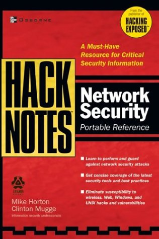 Network Security Portable Reference