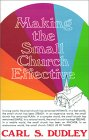 Making The Small Church Effective