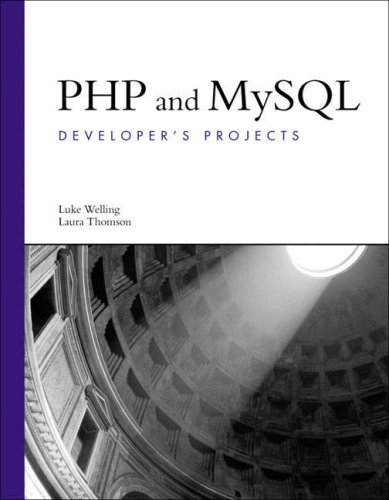 Php And My Sql Developer's Projects by Luke Welling