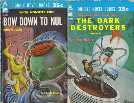 The Dark Destroyers / Bow Down to Nul