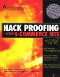 Hack Proofing Your Ecommerce Site [With CDROM]