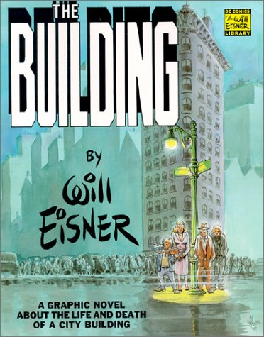 The Building by Will Eisner