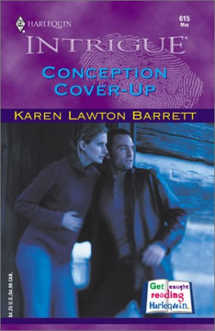 Conception Cover-Up (Harlequin Intrigue, No 615)