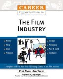 Career Opportunities In The Film Industry