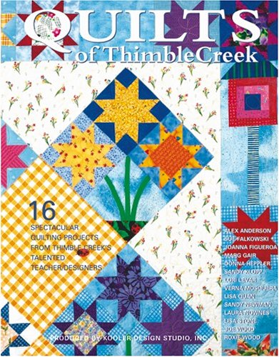 Quilts of Thimble Creek (Leisure Arts #15907)