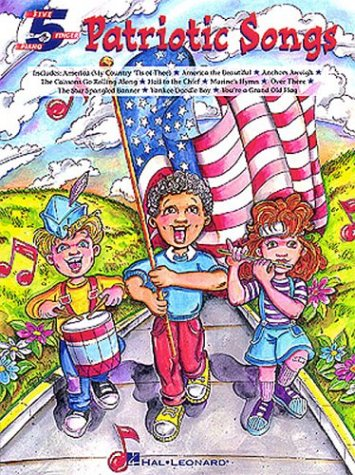 Patriotic Songs by Hal Leonard Publishing Company