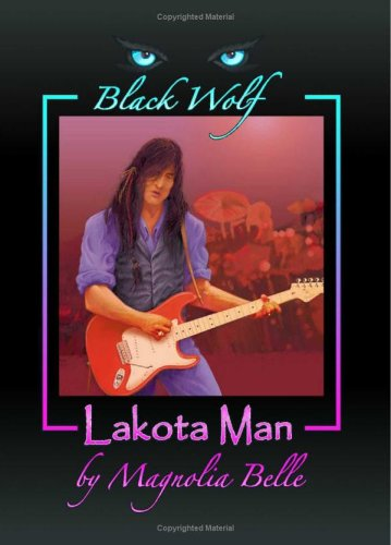 Black Wolf by Magnolia Belle
