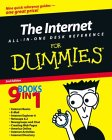 The Internet All-In-One Desk Reference for Dummies