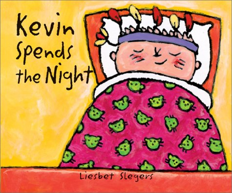 Kevin Spends the Night by Liesbet Slegers
