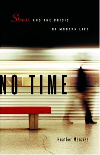 No Time by Heather Menzies