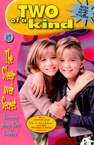 The Sleepover Secret (Two of a Kind Diaries #3)