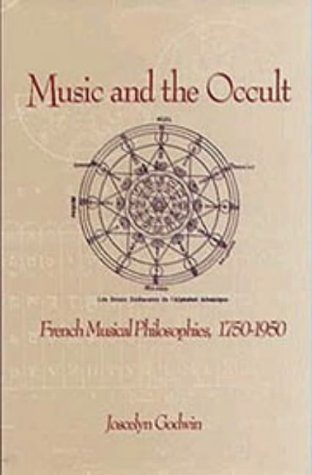 Music and the Occult by Joscelyn Godwin