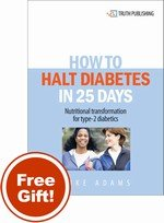 How to Halt Diabetes in 25 Days by Mike Adams