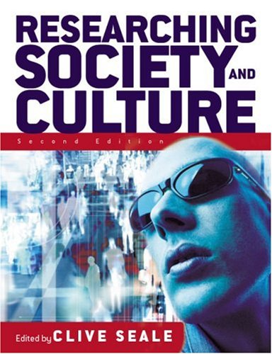 Researching Society and Culture by Clive Seale
