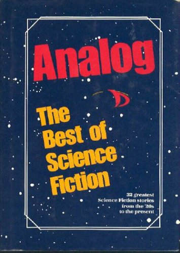 Analog: The Best Of Science Fiction