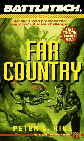 Far Country by Peter L. Rice