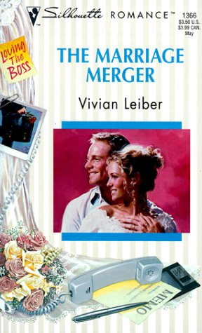 The Marriage Merger by Vivian Leiber