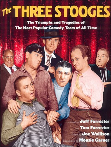 The Three Stooges by Jeff Forrester