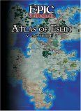 Epic Role Playing Atlas of Eslin, Volume 1: