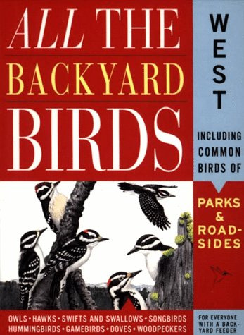 All the Backyard Birds by Jack Griggs