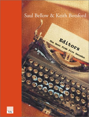Editors by Saul Bellow
