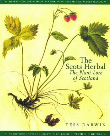 The Scots Herbal by Tess Darwin