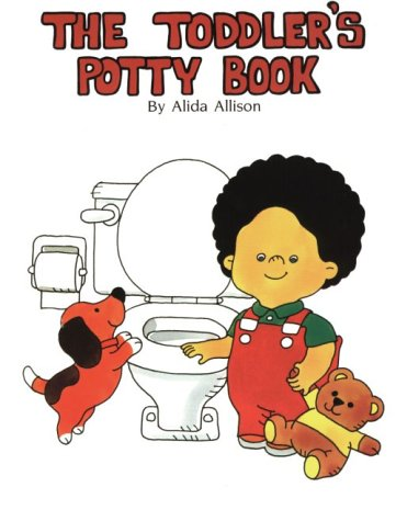 The Toddler's Potty Book by Alida Allison