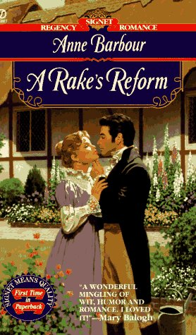A Rake's Reform by Anne Barbour