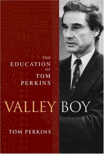 Valley Boy by Tom  Perkins