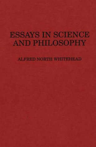 Essays in Science and Philosophy
