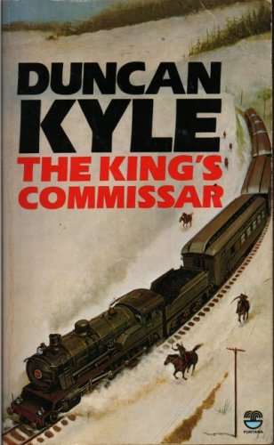 The King's Commissar by Duncan Kyle