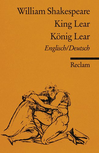 König Lear / King Lear. by William Shakespeare