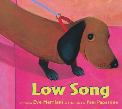 Low Song by Eve Merriam