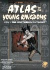 The Northern Continent: Atlas of the Young Kingdoms (Elric RPG)