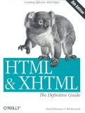 HTML & XHTML: The Definitive Guide