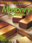 Step-by-Step Masonry & Concrete