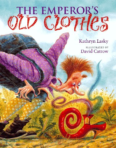 The Emperor's Old Clothes by Kathryn Lasky